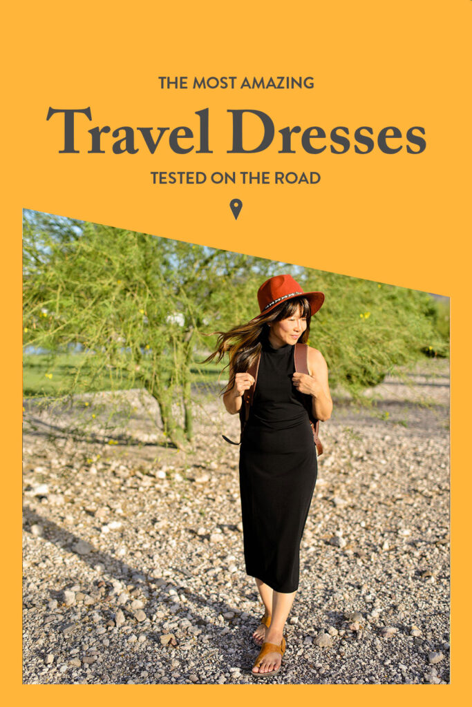 The Ultimate Travel Dress Tested on the Road