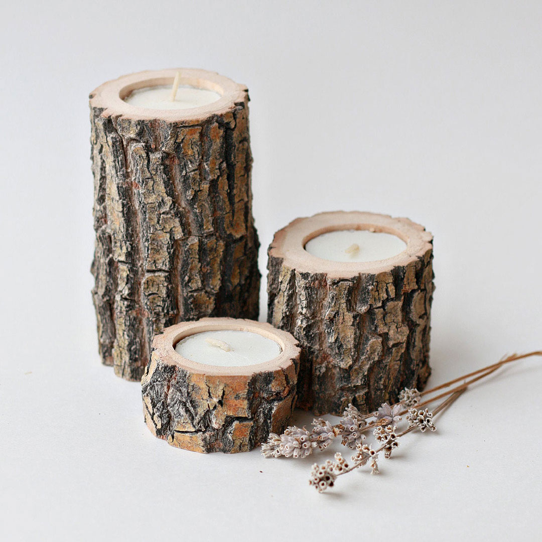 Willow Candle Holders + 9 Unique Willow Tree Gifts for Your 9 Year Wedding Anniversary