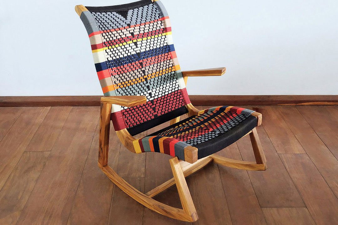Willow Rocking Chair + 9 Willow Anniversary Gift Ideas
