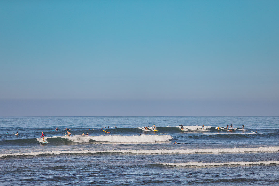 SanO + 15 Best Places to Surf in California