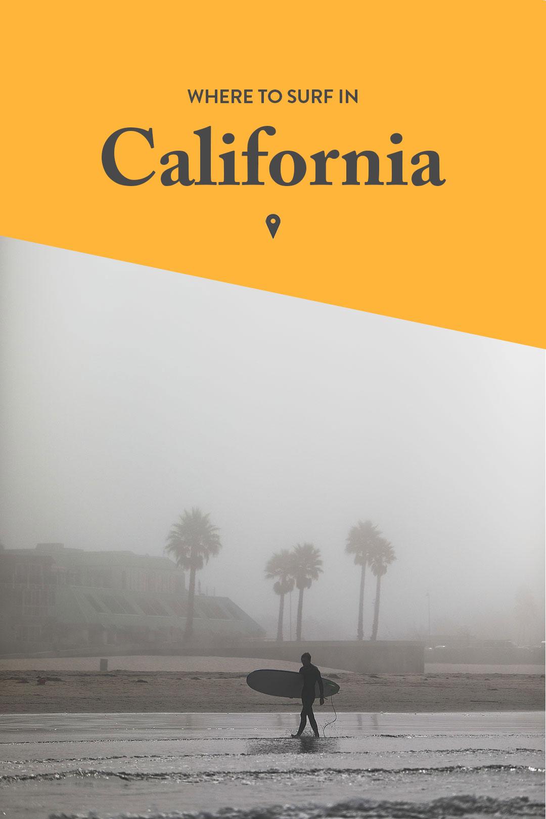 15 Best Surfing Spots in California