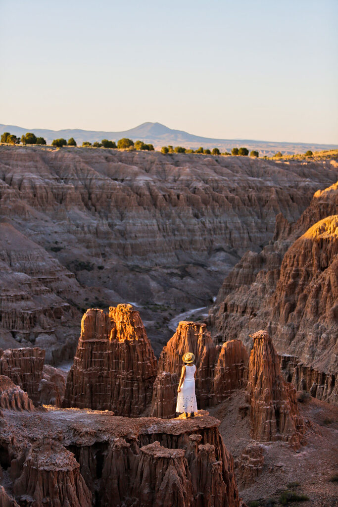 Cathedral Gorge State Park + 101 Things to Do in Nevada