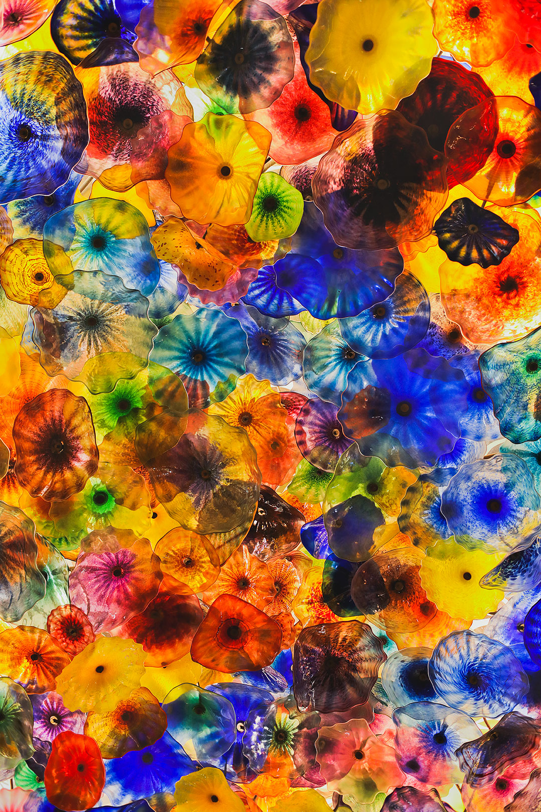 Chihuly Bellagio Art + 101 Things to Do in Nevada