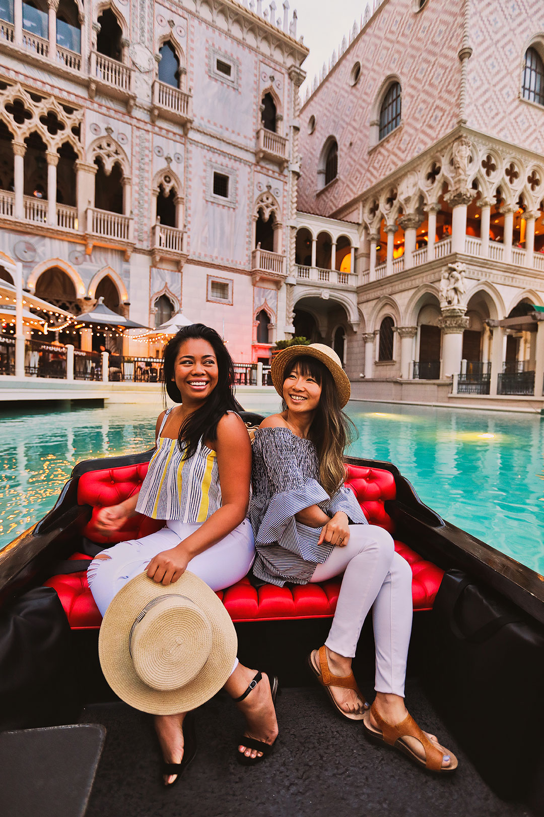 Gondola Rides Las Vegas