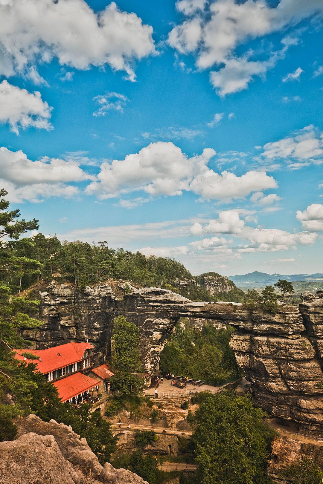 Hrensko + 9 Best Day Trips from Prague Czech Republic