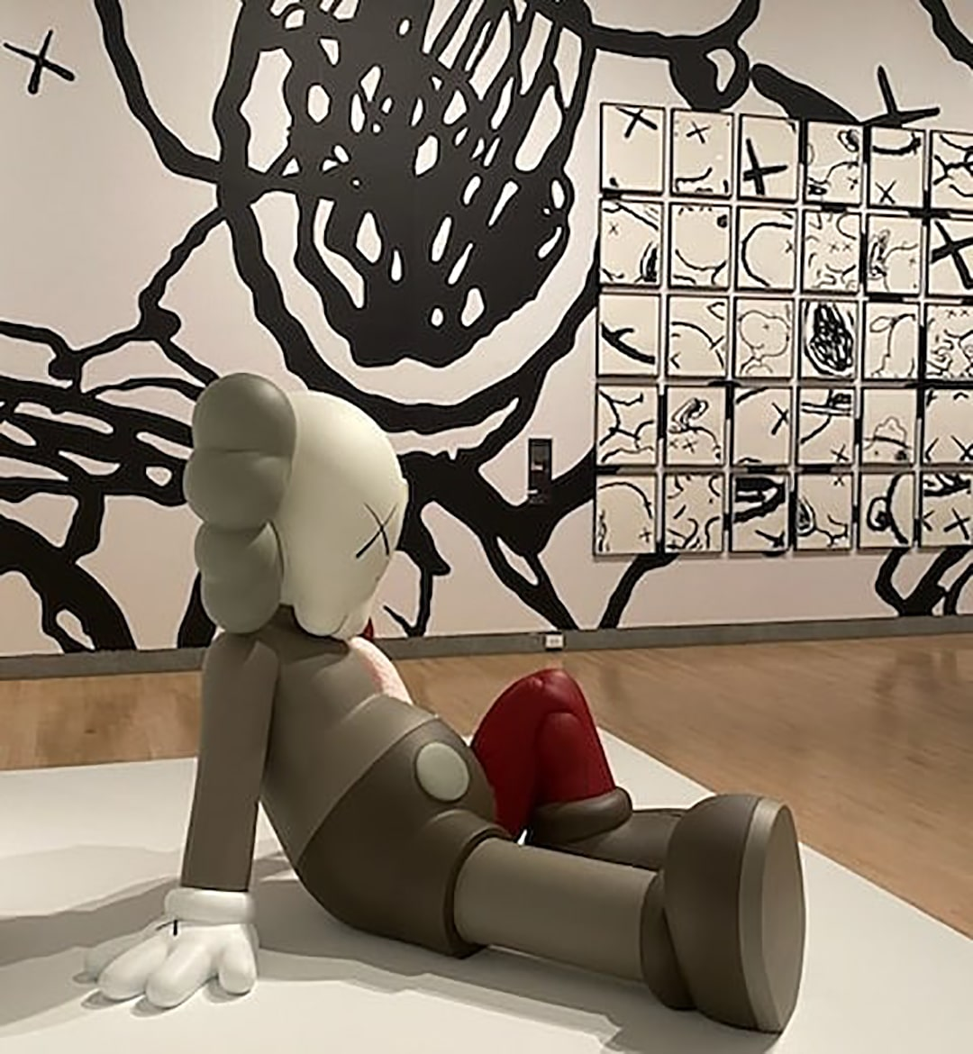 KAWS What Party - The Best New York Pop Up Shops You Must Visit | LocalAdventurer.com