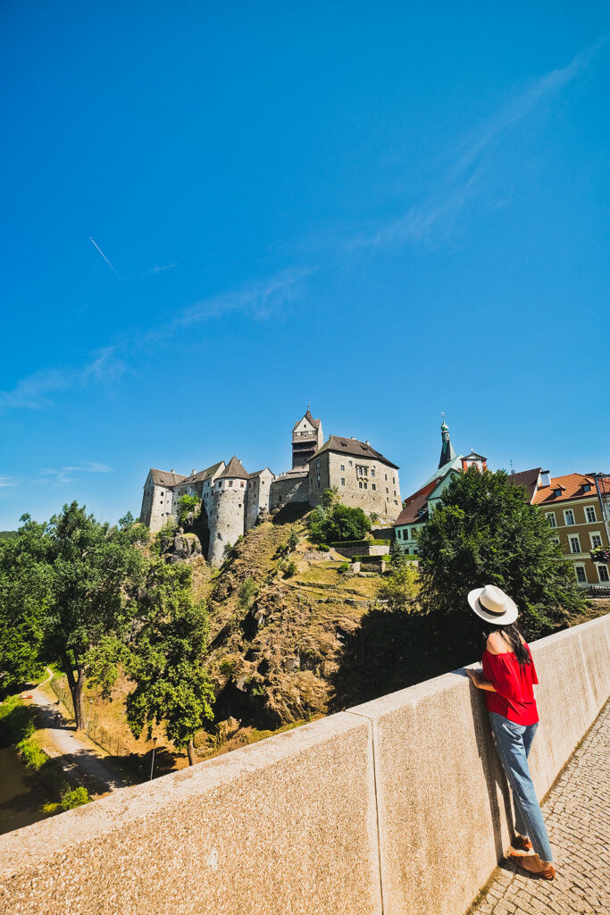 Loket Castle + 9 Amazing Cities Near Prague You Need to See