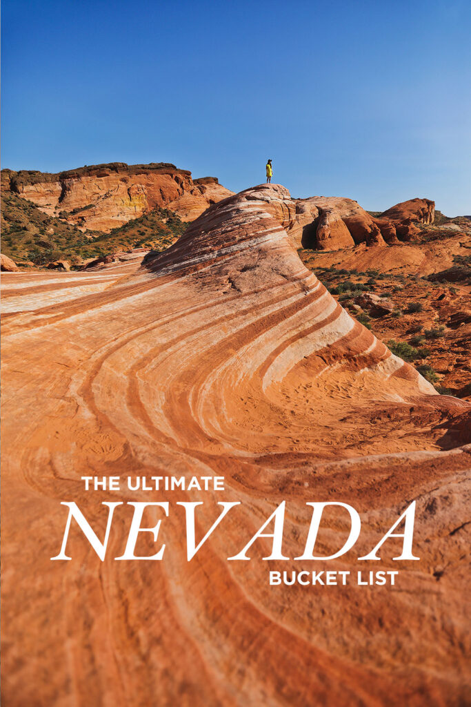 101 Places to Visit in Nevada