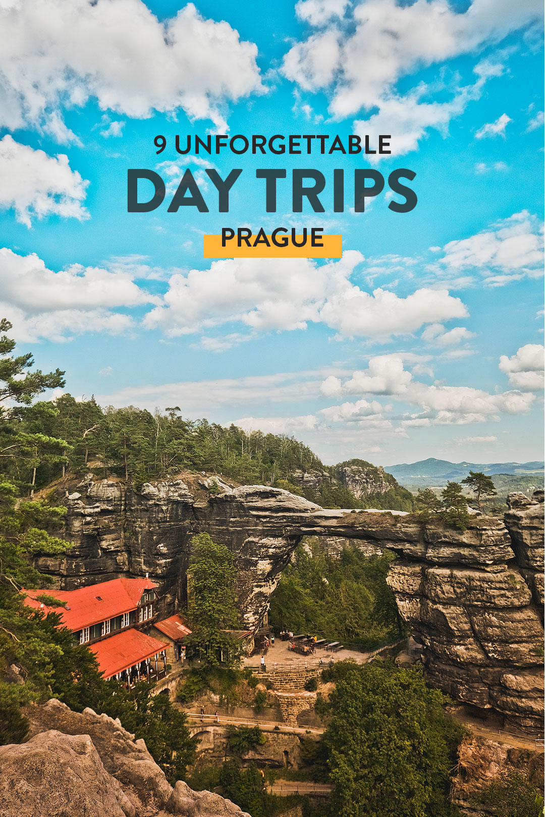 9 Unforgettable Prague Day Trips You Can't Miss