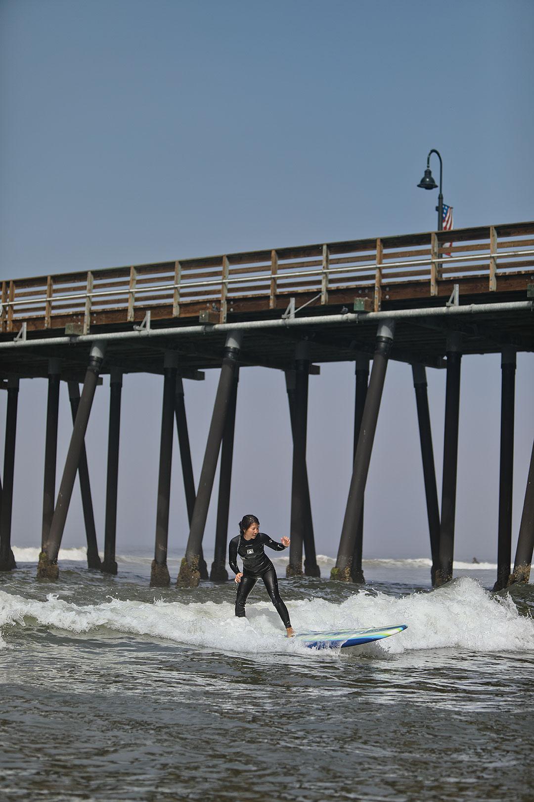 Surfing Pismo Beach + 15 Best Surfing Beaches in California