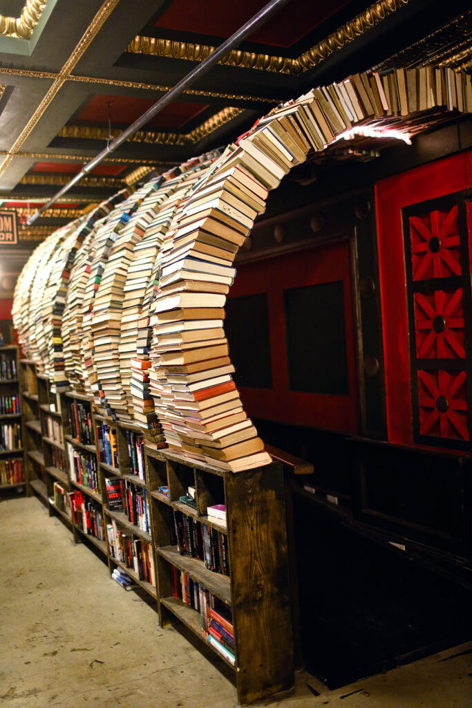 The Last Bookstore + 37 Most Instagrammable Places in Los Angeles