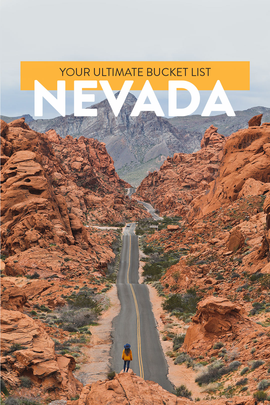 101 Things to Do in Nevada State - The Ultimate Nevada Bucket List