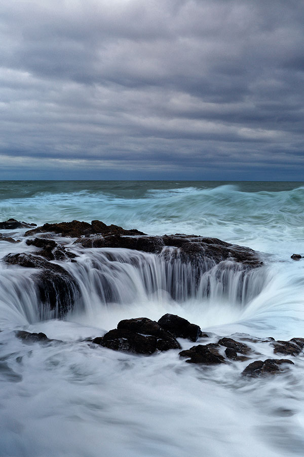 Thors Well Oregon + Where to Stop on Your Oregon Coast Road Trip
