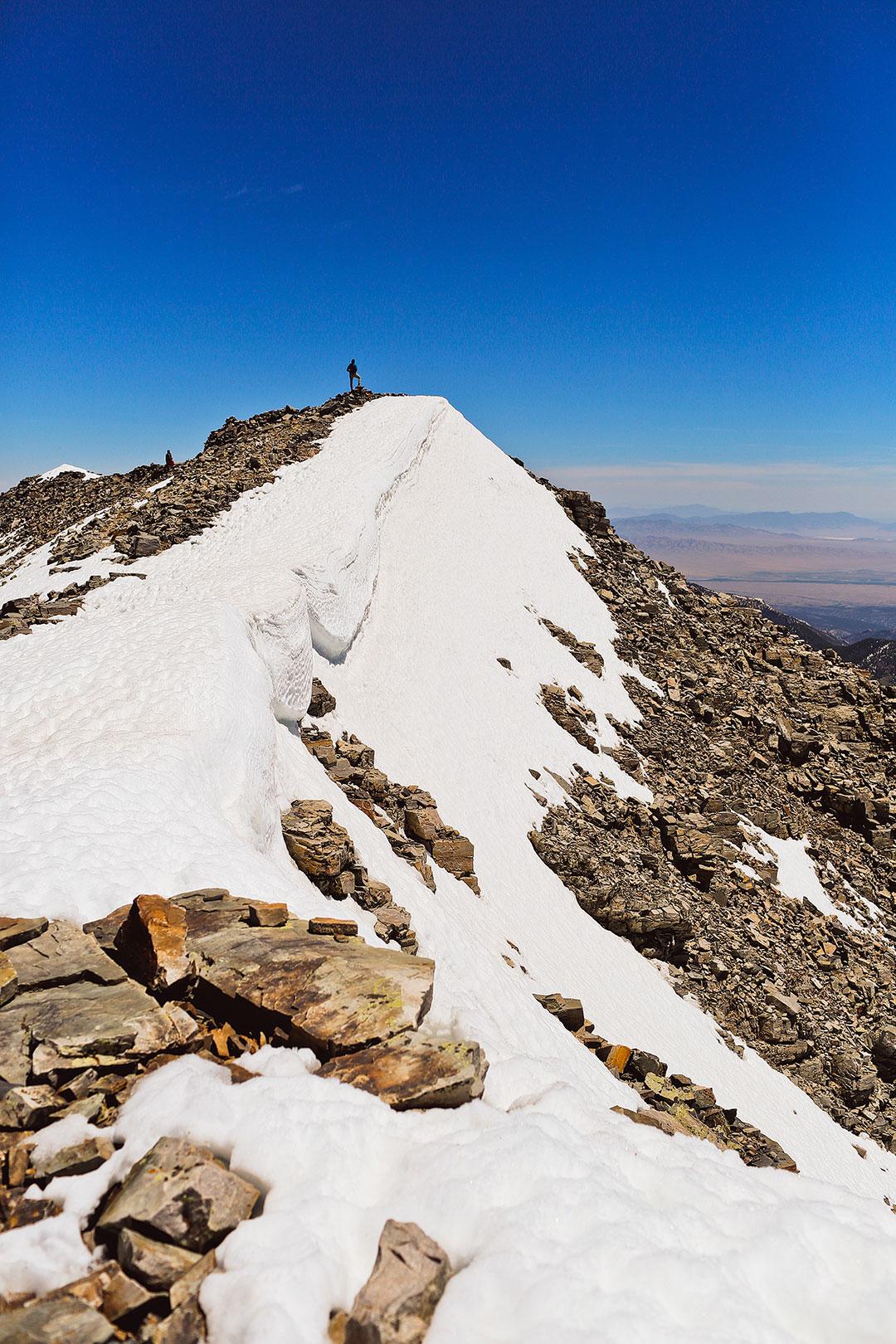 Wheeler Peak Nevada Bucket List