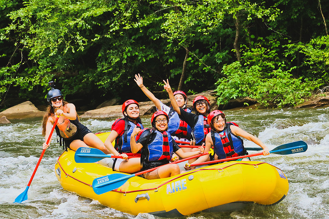 White Water Rafting Chattanooga