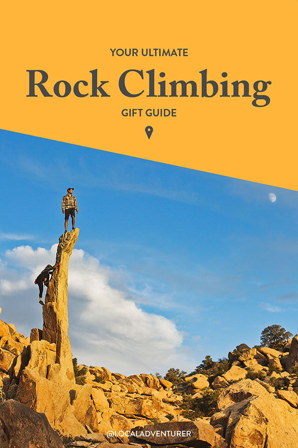 15 Best Gifts for Rock Climbers
