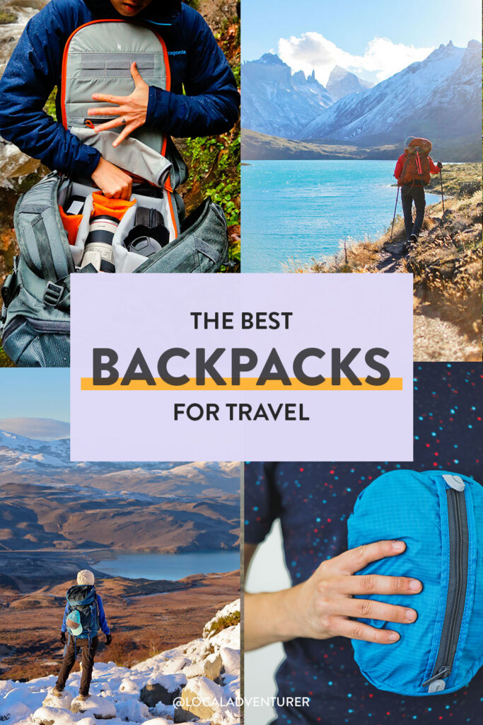 15 Best Travel Backpacks You Need to Check Out in 2020