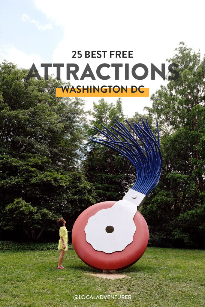 25 Free Attractions in Washington DC
