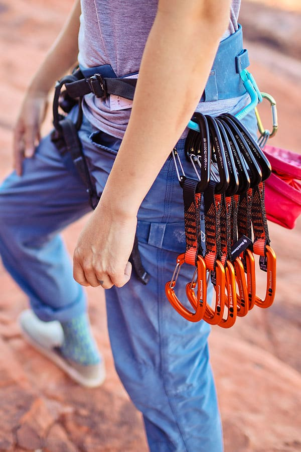 Rock Climbing Gear Climbers Actually Use