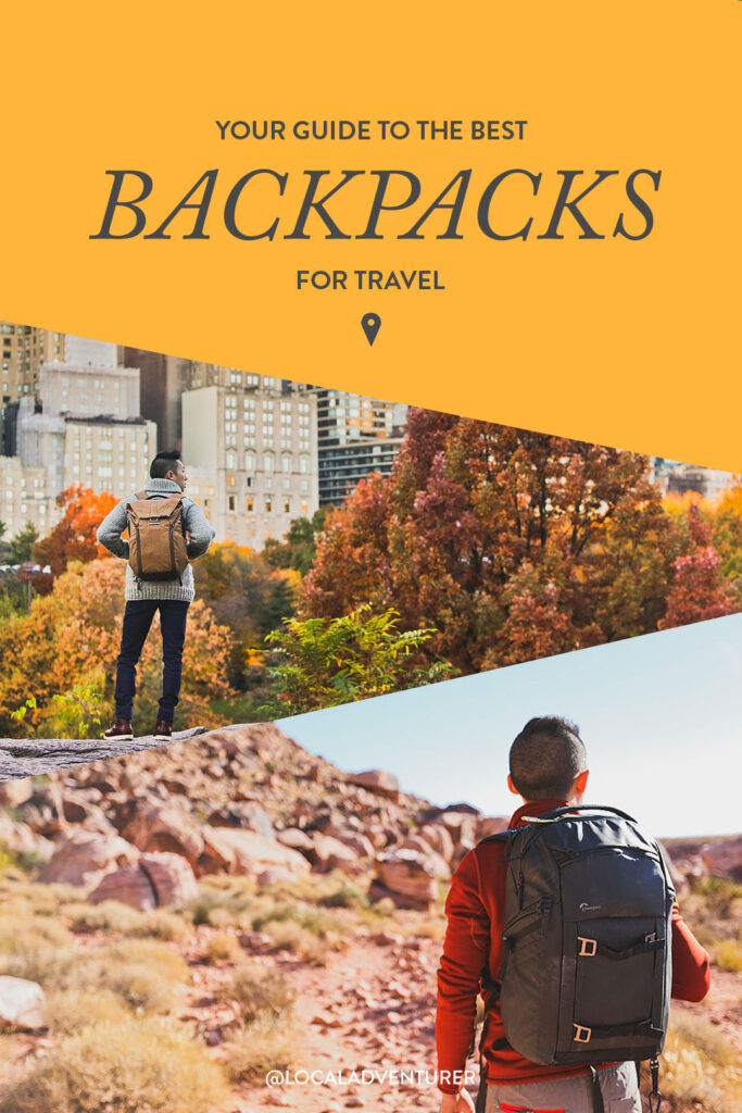 Your Guide to the Best Travel Backpack in 2020