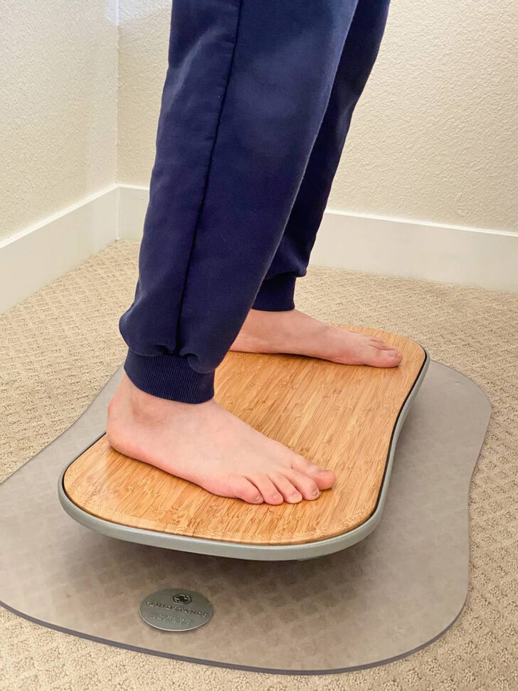 Fluidstance Balance Board Gift for Climbers