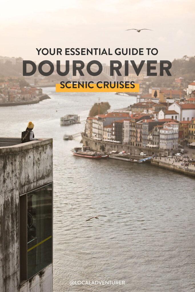 Douro Valley from Porto