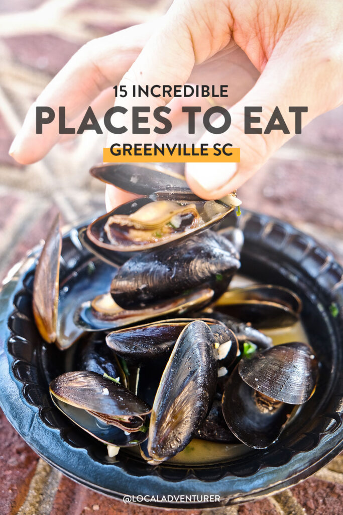 15 Greenville SC Restaurants You Must Try On Your Next Visit