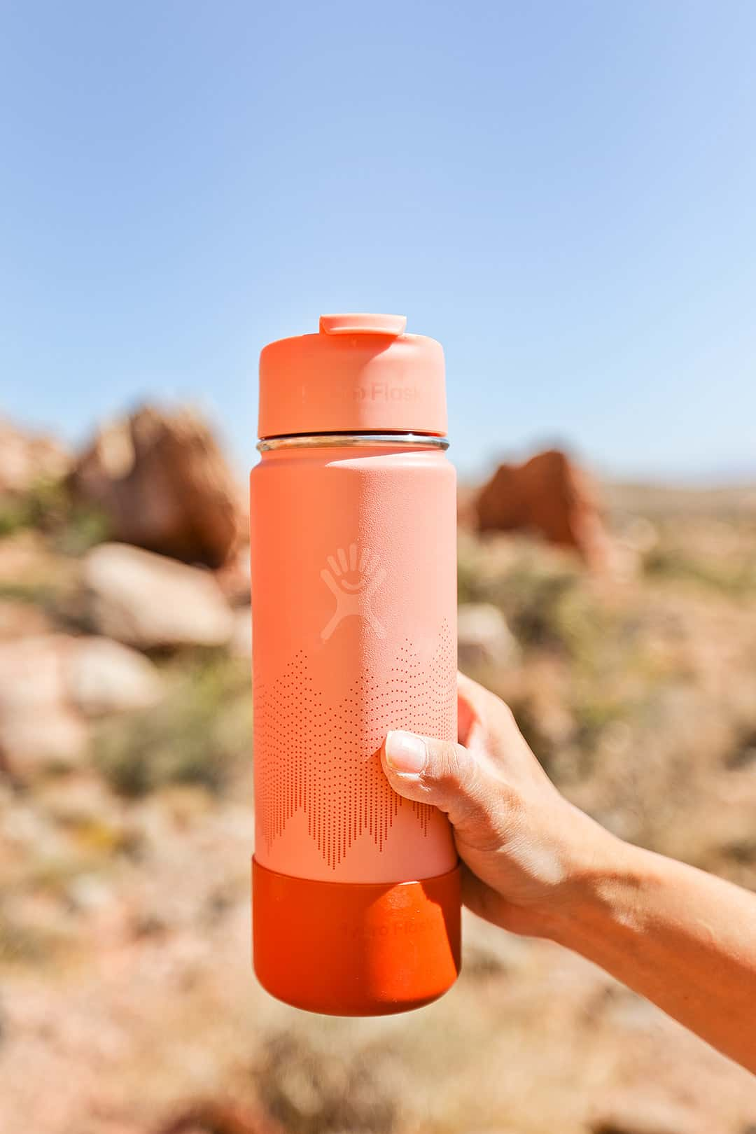 Pink Hydro Flask + 25 Greatest Useful Gifts for Travelers