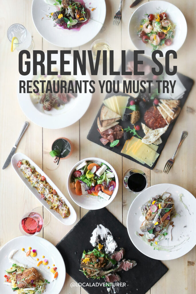 Your Guide to the Best Restaurants in Greenville SC