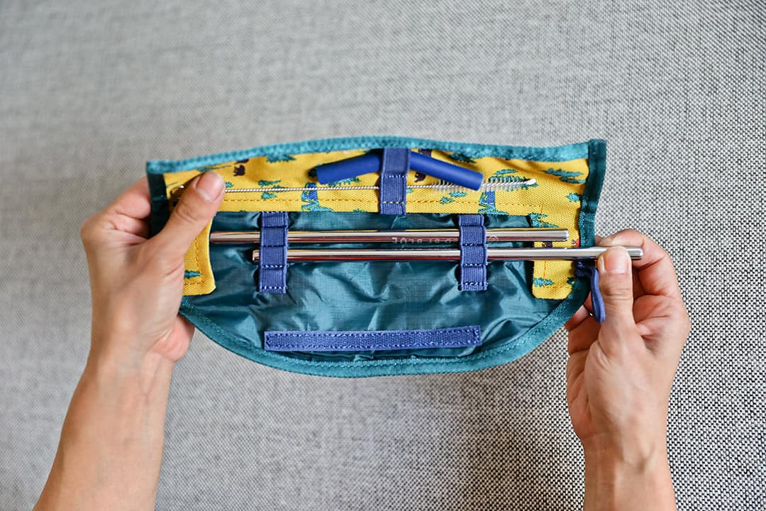 Reusable Straw Case