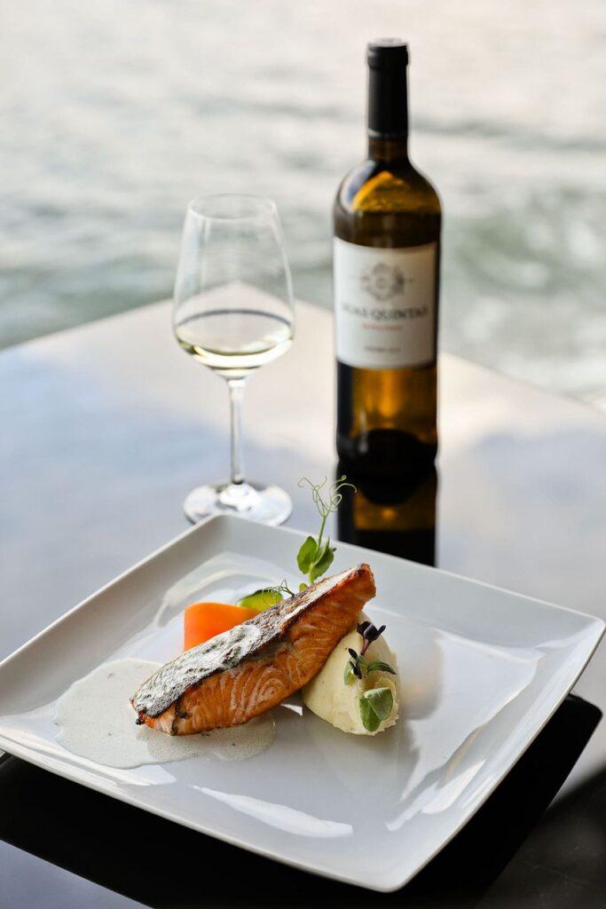 Scenic River Cruises Food