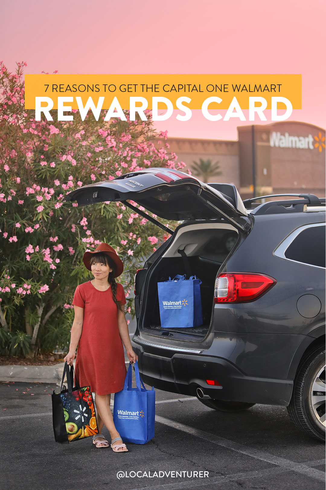 Walmart Credit Card Benefits