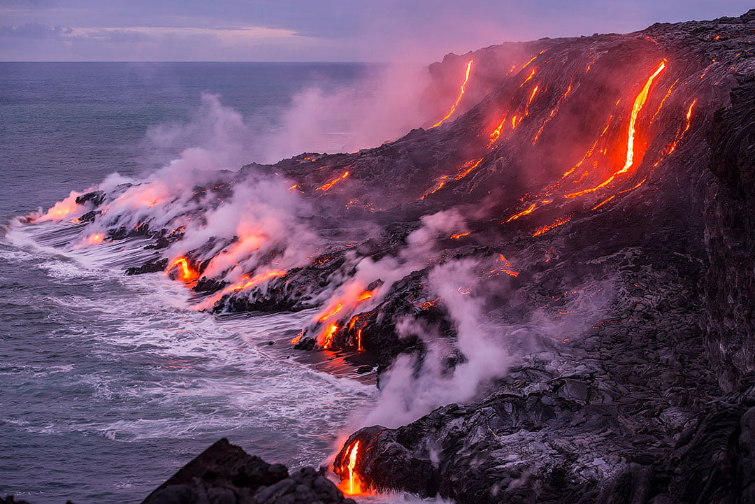 Big Island Hawaii Volcanoes National Park + Your Complete List of the National Parks in the USA