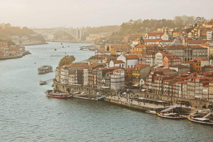 Cais da Ribeira Porto