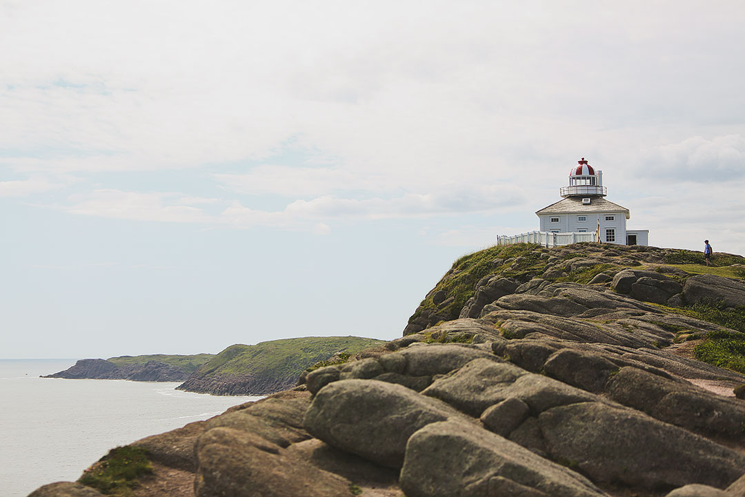 Cape Spear Newfoundland Lighthouses
