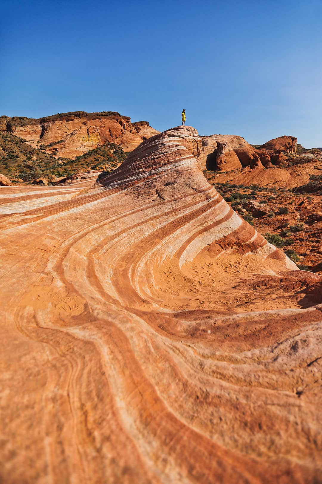 Fire Wave Valley of Fire + 15 Unique Experiences in Las Vegas You Cannot Miss