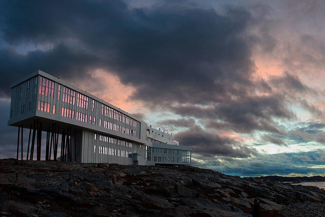 Fogo Island Newfoundland Canada
