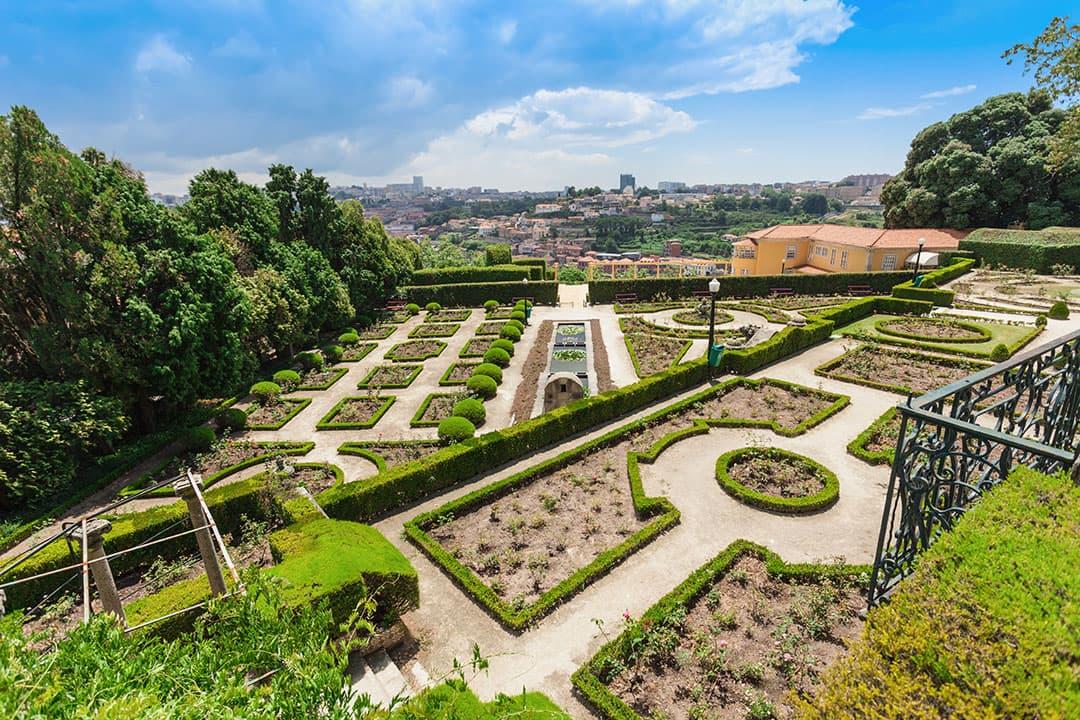 Jardins do Palácio de Cristal or Crystal Palace Gardens