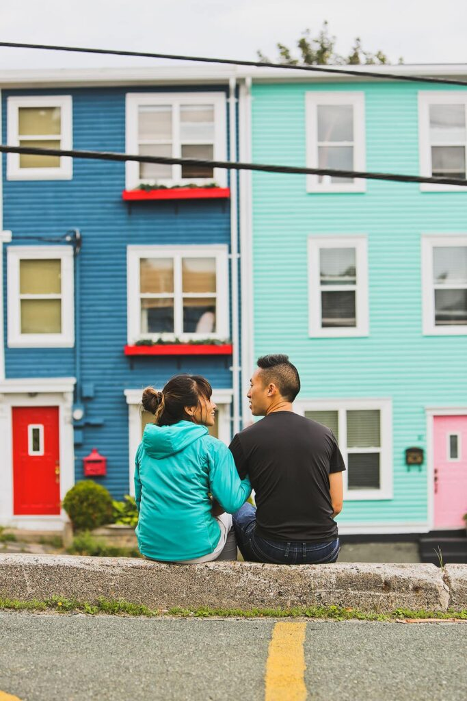 Jelly Bean Row + 25 Unforgettable Things to Do in Newfoundland and Labrador