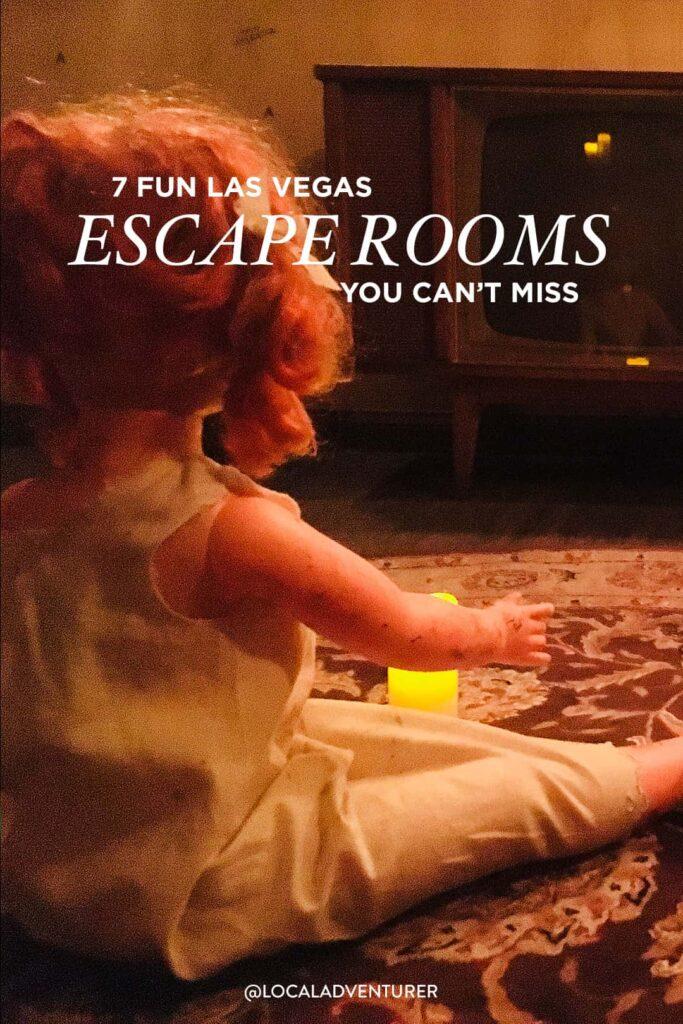 7 Las Vegas Escape Rooms You Can't Miss