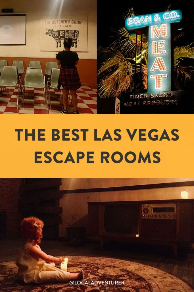 Your Guide to the Best Las Vegas Escape Rooms