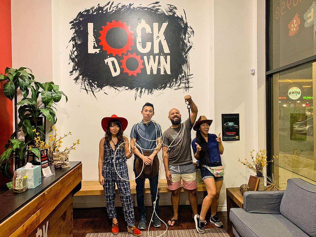 Lockdown Escape Room Las Vegas