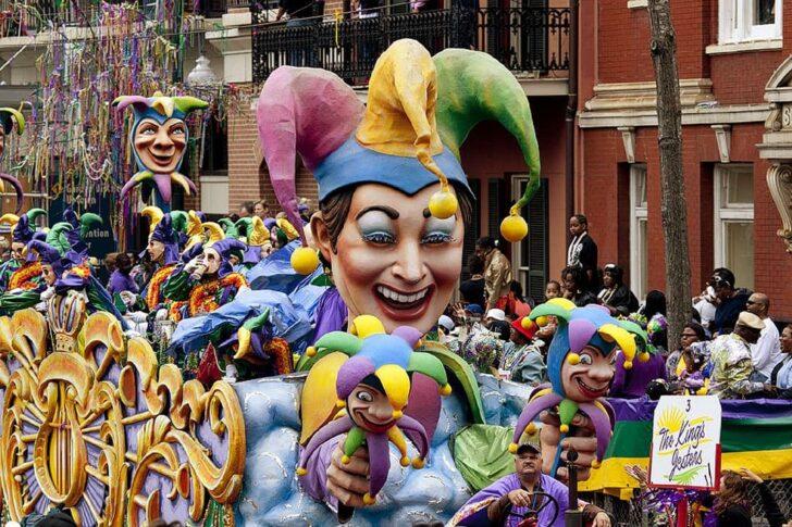 Mardi Gras New Orleans Festivals