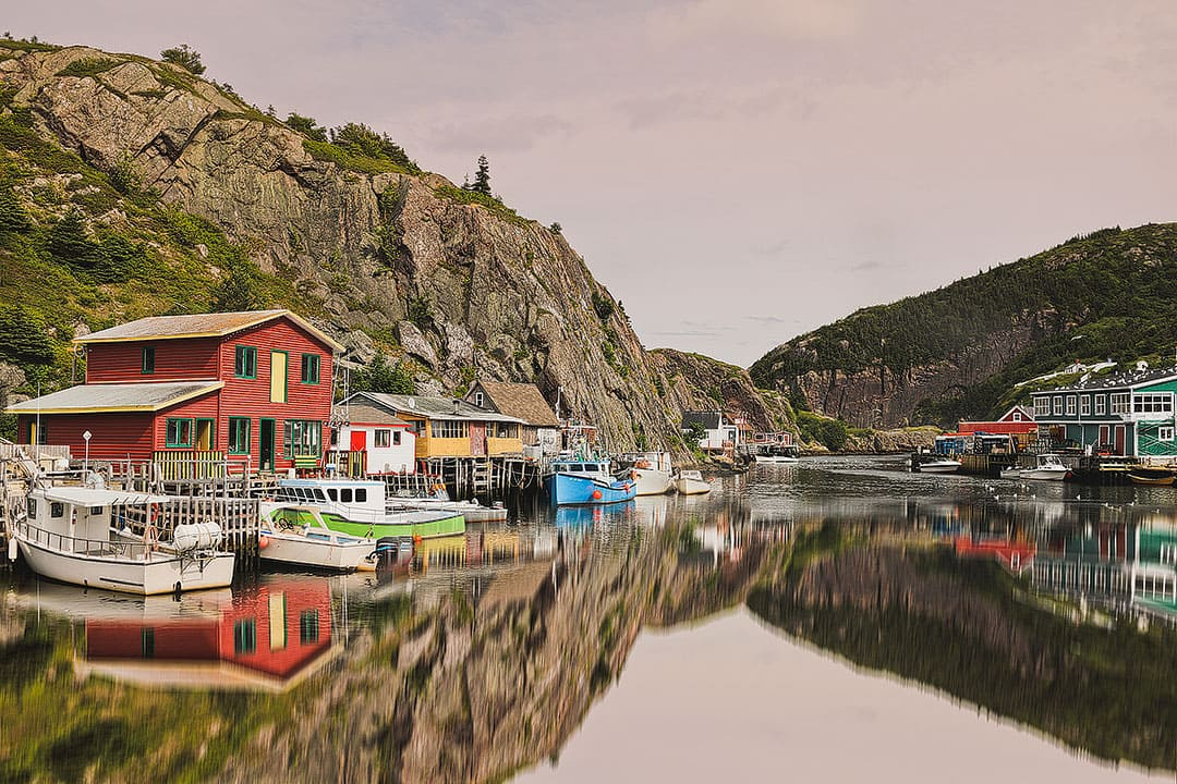 Quidi Vidi Lake and Village