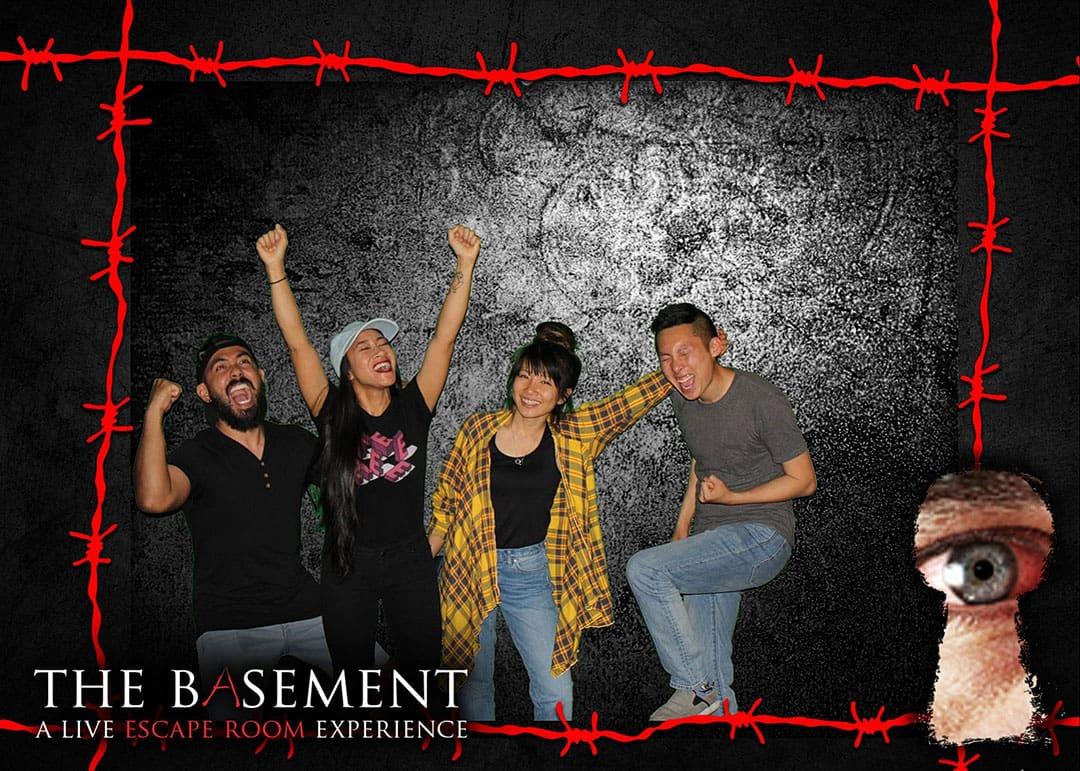 The Basement Las Vegas Escape Rooms