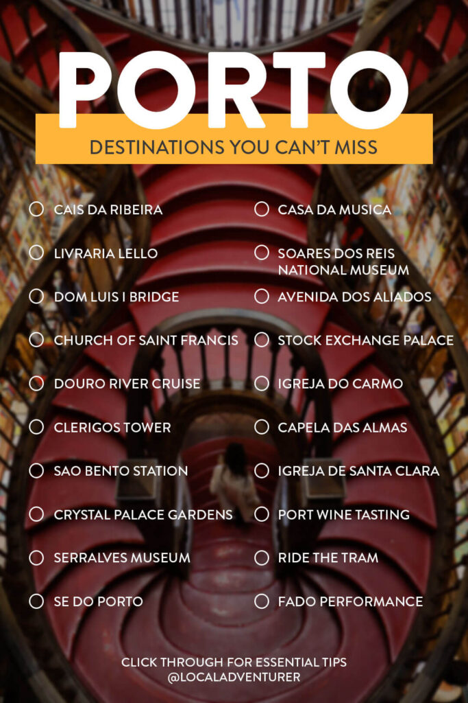 What to Do in Porto + Tips for Each Spot