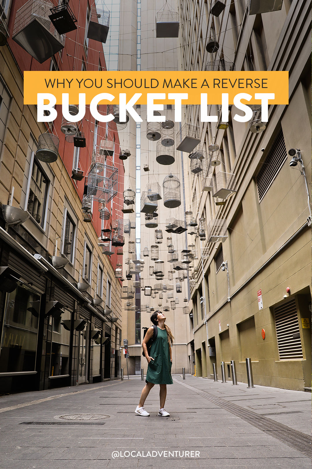 Why You Should Write a Reverse Bucket List