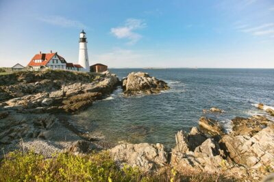 17+ Best Romantic Getaways in USA