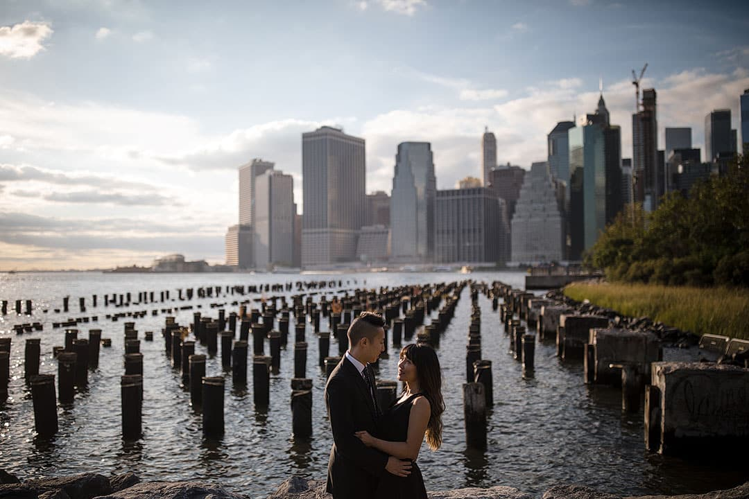 NYC + 17 Best Vacation Spots in the US for Couples