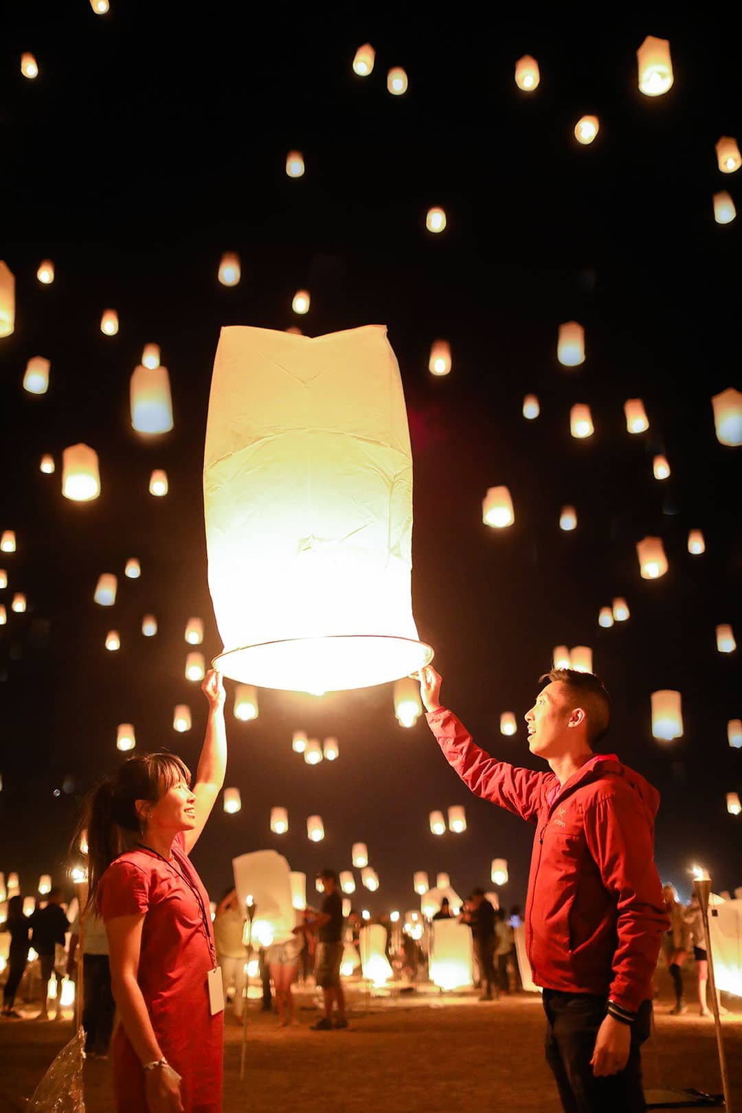 Everything You Need to Know About the Rise Lantern Festival in Las Vegas